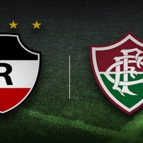 Partida entre River do PI e Fluminense abre a Copa do Brasil 2019