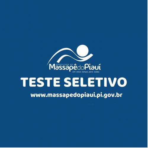 Prefeitura de Massapê do Piauí convoca candidatos aprovados no Teste Seletivo