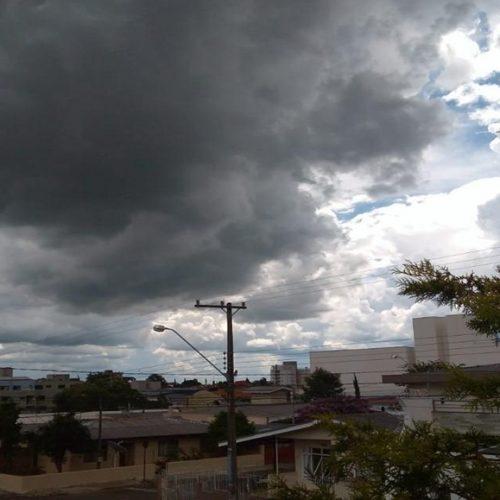 INPE alerta para temporal em 191 municípios piauienses
