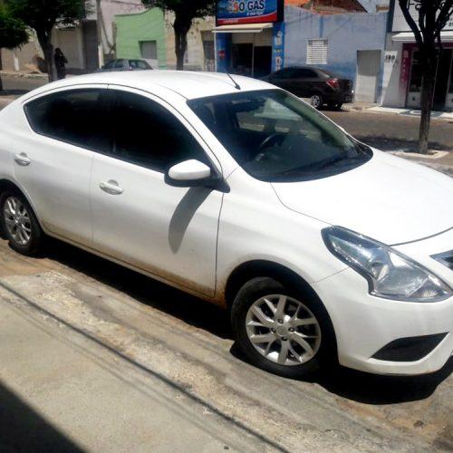 Em Paulistana, polícia recupera veículo e prende condutor por receptação