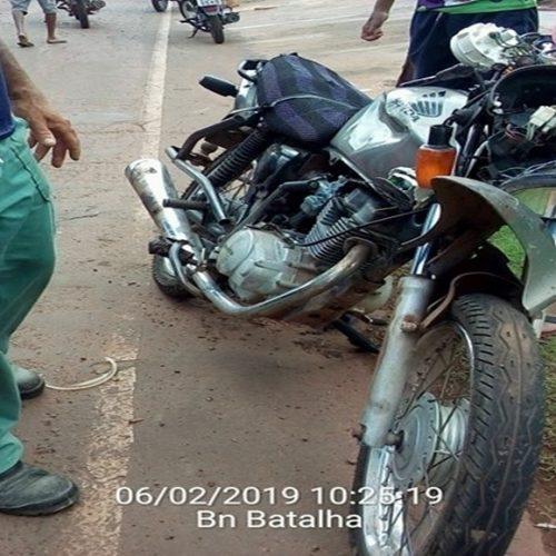 Acidente deixa dois jovens feridos no Piauí