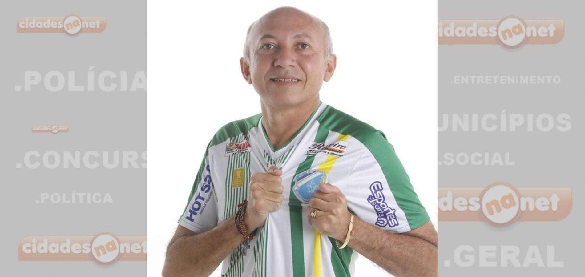 """Warton Lacerda desabafa após eliminação do Altos na Copa do Brasil; """"bando de egoístas"""""""