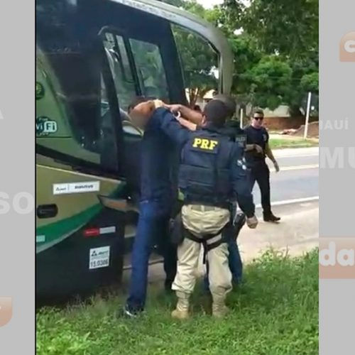 Suspeito de tentativa de feminicídio cometido em cidade do Piauí retorna para a cidade e é preso
