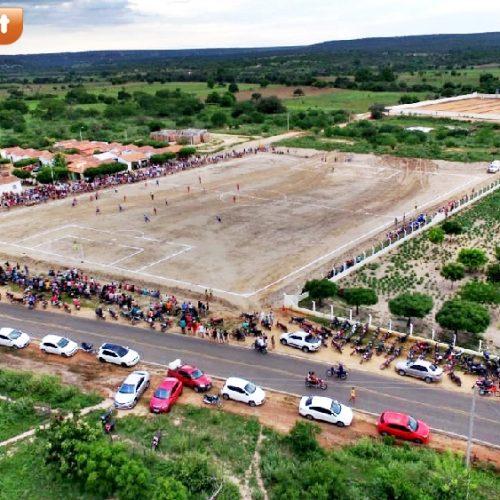 Em Alagoinha do Piauí, dois jogos marcam a terceira rodada do 20º Campeonato de Futebol