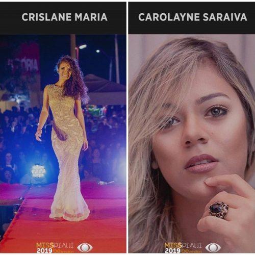 Veja as fotos das 35 candidatas pré-selecionadas para o Miss Piauí 2019