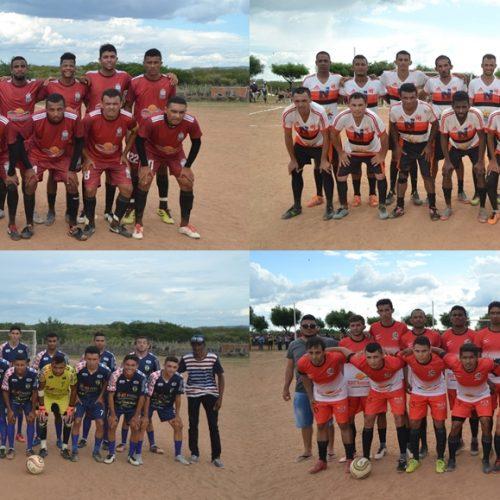 5ª rodada do Campeonato de Futebol da Fazenda Serra é realizada em Simões