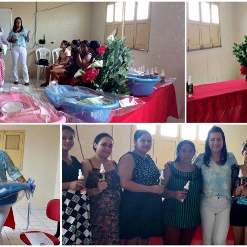 Assistência Social de Alegrete faz entrega de enxovais e distribuição de repelentes para gestantes