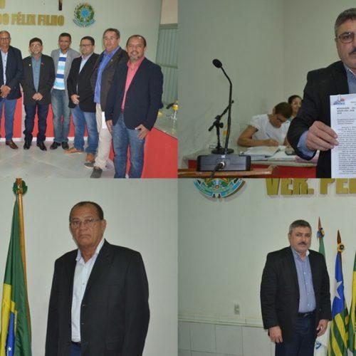 Câmara de Simões realiza abertura dos trabalhos legislativos; prefeito Zé Ulisses presta contas e fala sobre metas