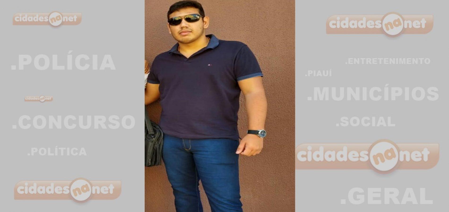 GENTE EM  EVIDÊNCIA   Jovem de Alagoinha do Piauí é aprovado em dez vestibulares