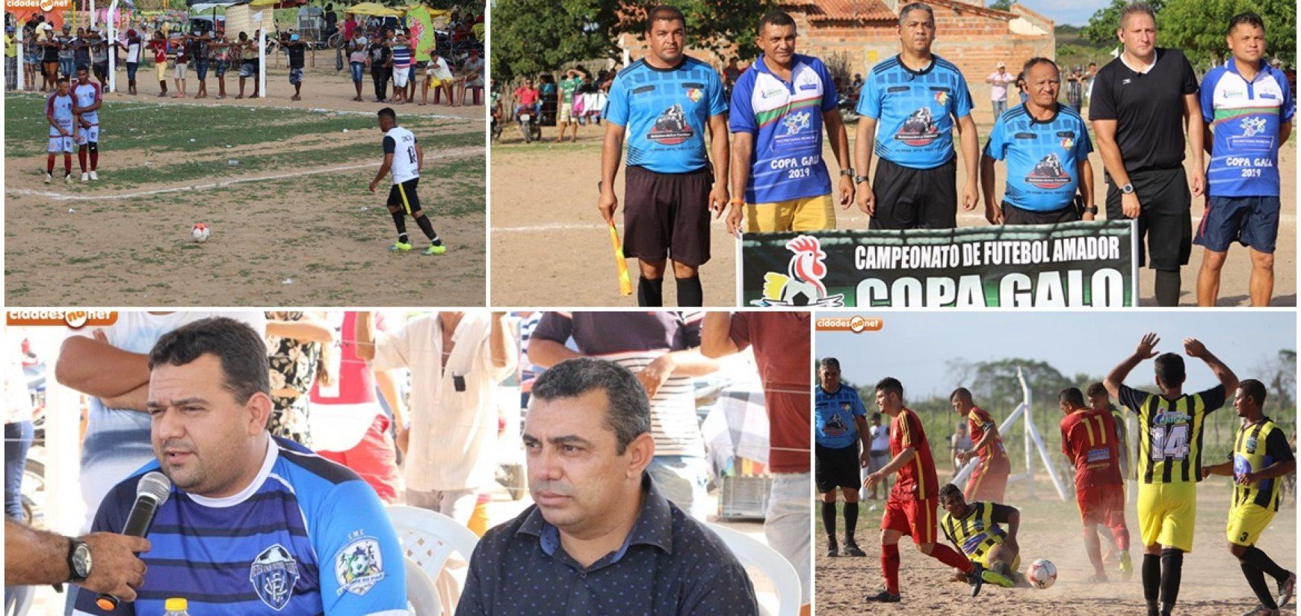 JAICÓS | Veja os resultados da segunda rodada da Copa Galo
