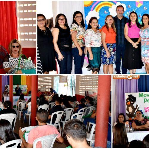 ALAGOINHA│Educação abre o ano letivo com Jornada Pedagógica