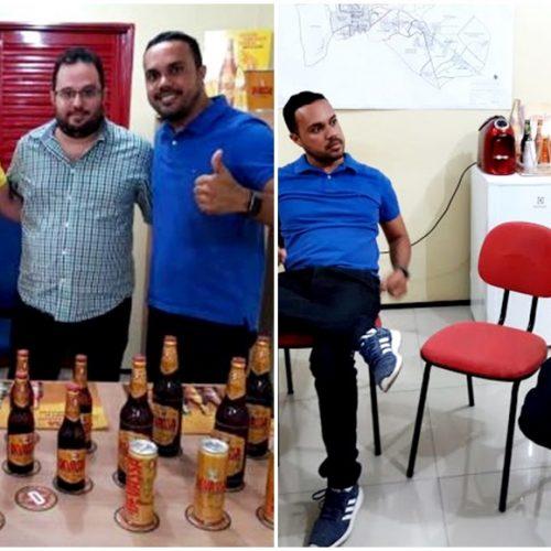 Prefeito de Bocaina fecha parceria e Devassa será a cerveja oficial do carnaval 2019