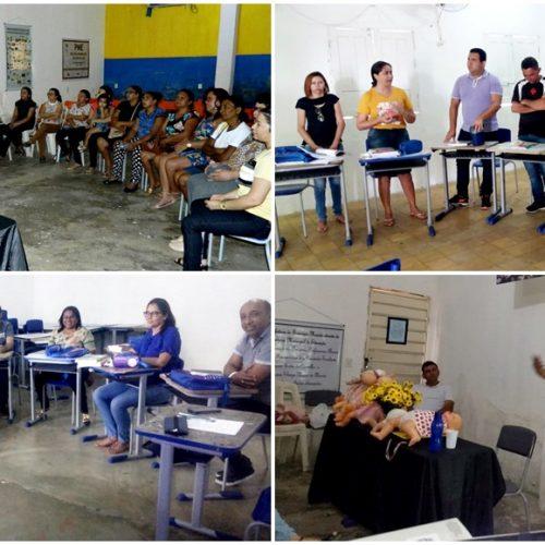 Educação de Francisco Macedo inicia semana pedagógica e prepara profissionais para o ano letivo de 2019