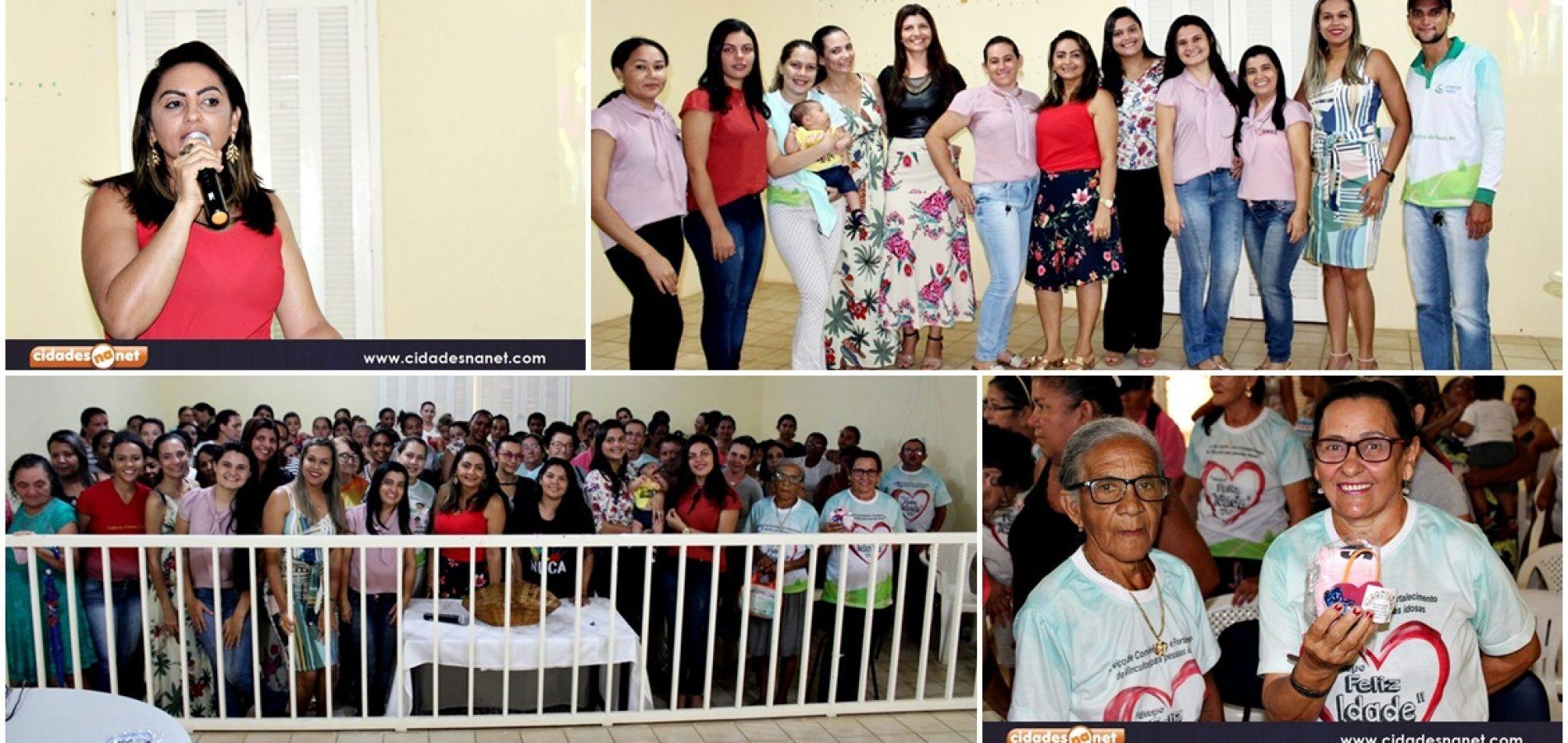 Assistência Social de Alagoinha do Piauí promove atividades socioeducativas; fotos