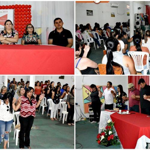 Educação de Alegrete do Piauí inicia Jornada Pedagógica; veja fotos