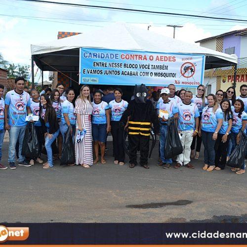 Secretaria de Saúde de Caridade do Piauí realiza campanha contra o Aedes Aegypti