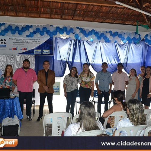 Educação realiza Jornada Pedagógica em Caridade do Piauí