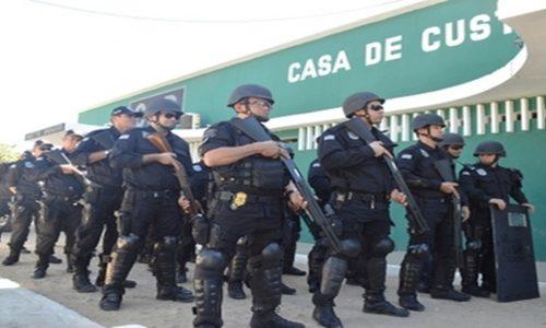 Secretaria de Justiça realiza operação dentro dos presídios do Piauí