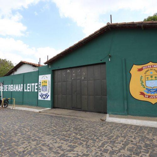 Presos tentam cavar buraco e fugir da antiga Casa de Custódia em Teresina