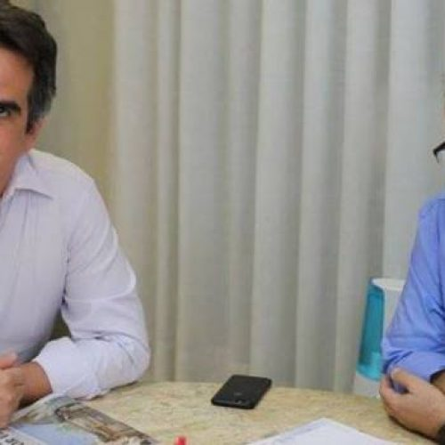 """""""Vamos lutar para que o candidato de Firmino seja do Progressistas"""", diz Ciro"""