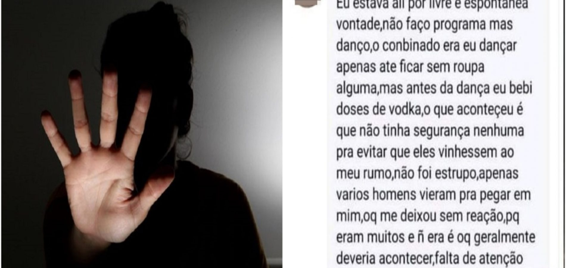 Delegacia da Mulher investiga suposto estupro coletivo contra dançarina de strip-tease no Piauí