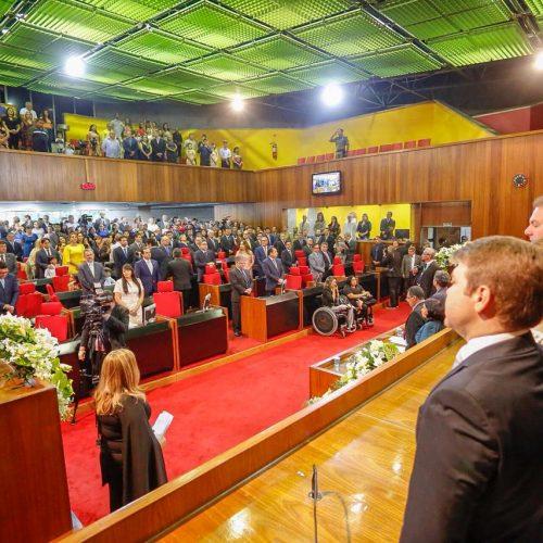 MDB tem a maior bancada da Assembleia Legislativa do Piauí