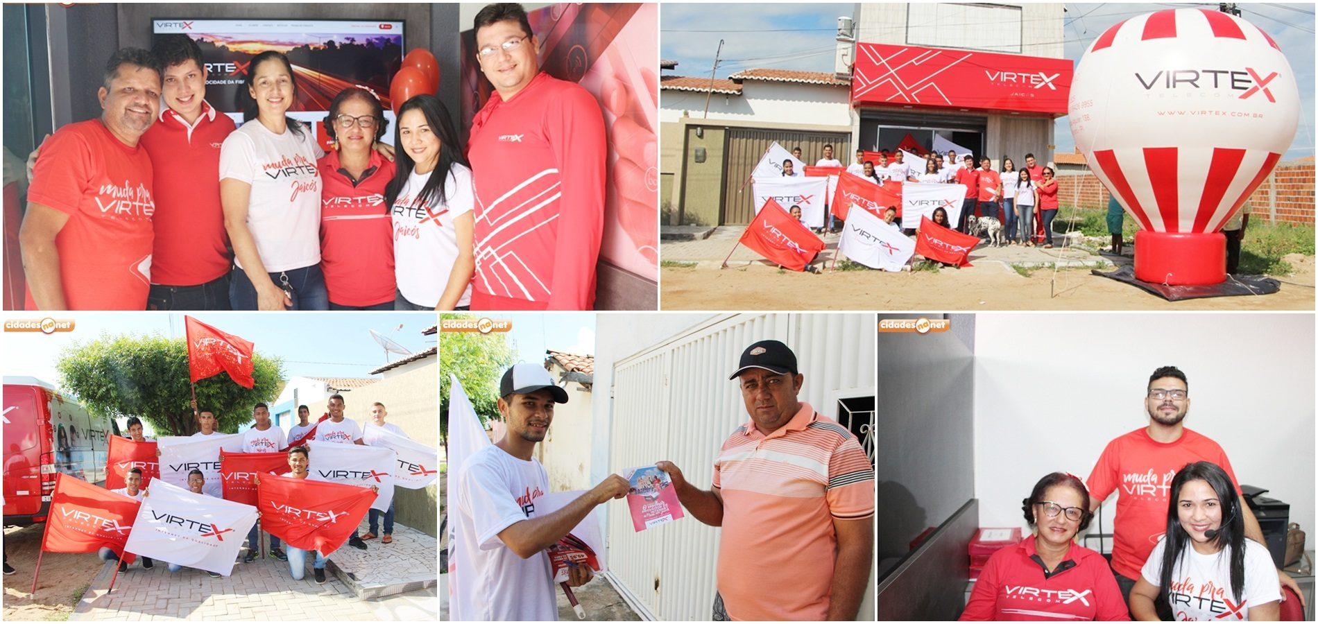 Virtex Telecom lança promoção em comemoração ao aniversário de Jaicós; confira !