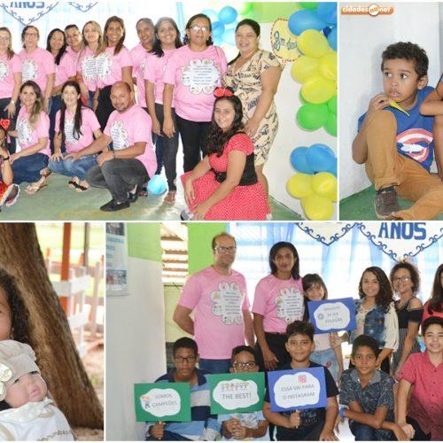 JAICÓS | Escolinha Pequeno Polegar inicia ano letivo de 2019 com novidades e mudanças estruturais