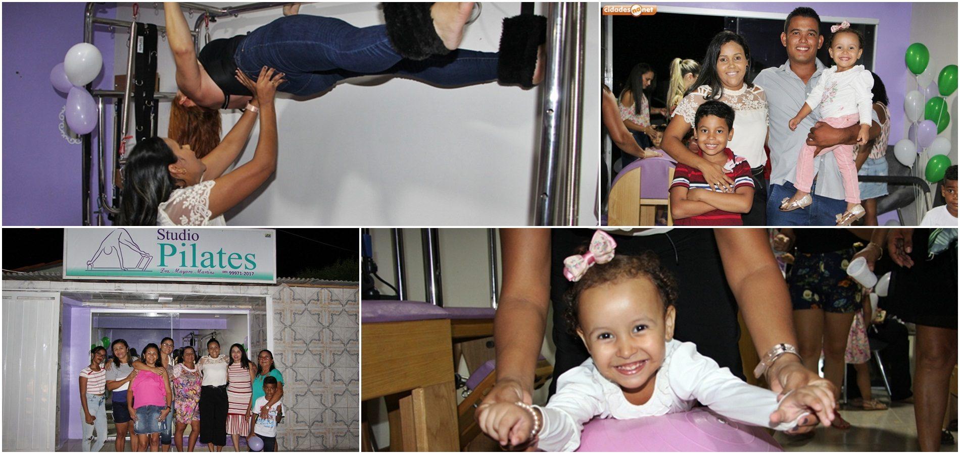 Com proposta inovadora, Studio Pilates é inaugurado em Jaicós; veja fotos !