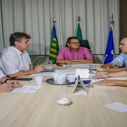 Dnocs e DER garantem que não há risco de rompimentos de barragens