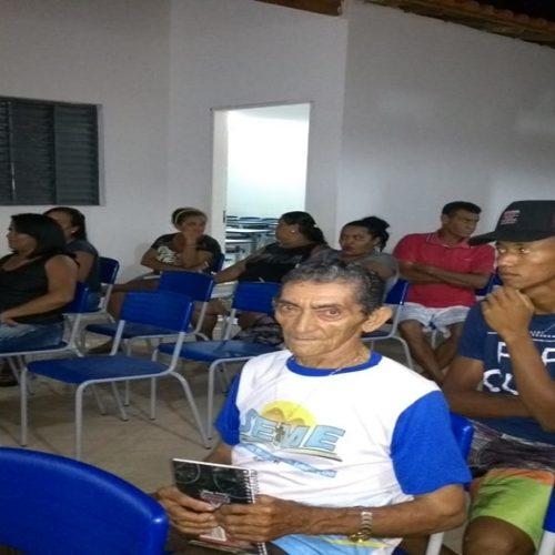 Escola Dorinha Xavier passa a funcionar no turno da noite com alunos da EJA