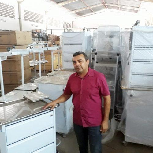Em Jaicós, unidades de saúde vão receber novos equipamentos