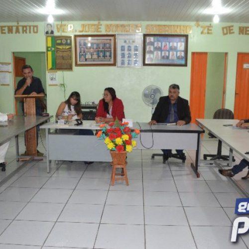 Prefeito Erculano presta contas e anuncia ações para Geminiano durante abertura do legislativo de 2019