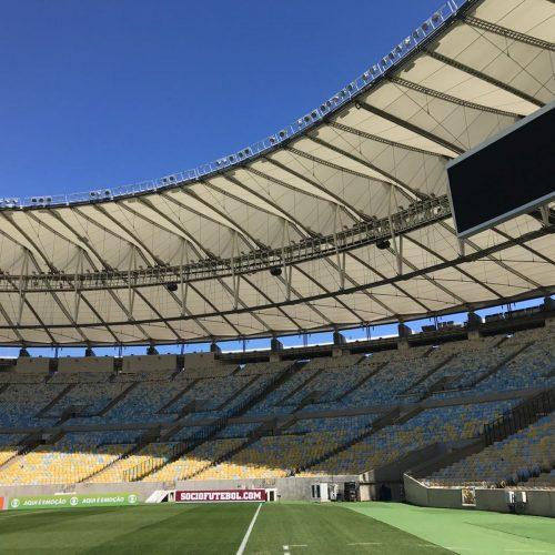 Justiça determina portões fechados para Vasco x Fluminense pela final da Taça Guanabara