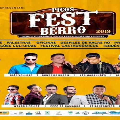 VI edição do Picos Fest Berro será realizada no Picos Plaza Shopping
