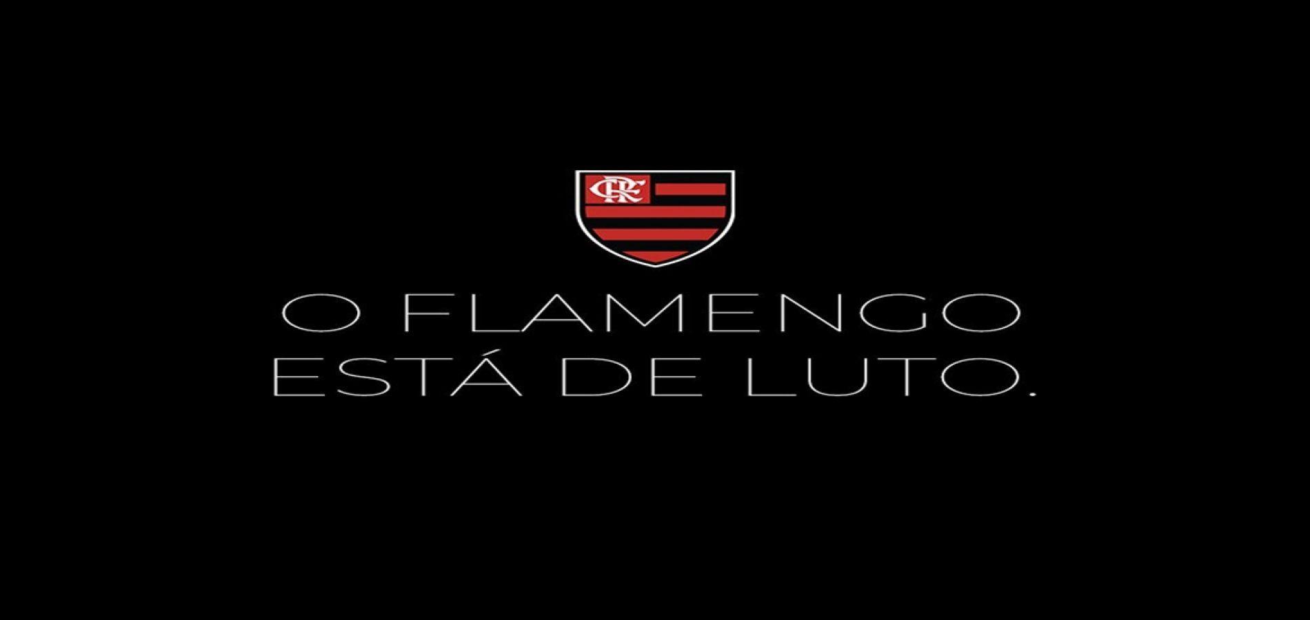 'É a maior tragédia desses 123 anos de história', diz presidente do Flamengo