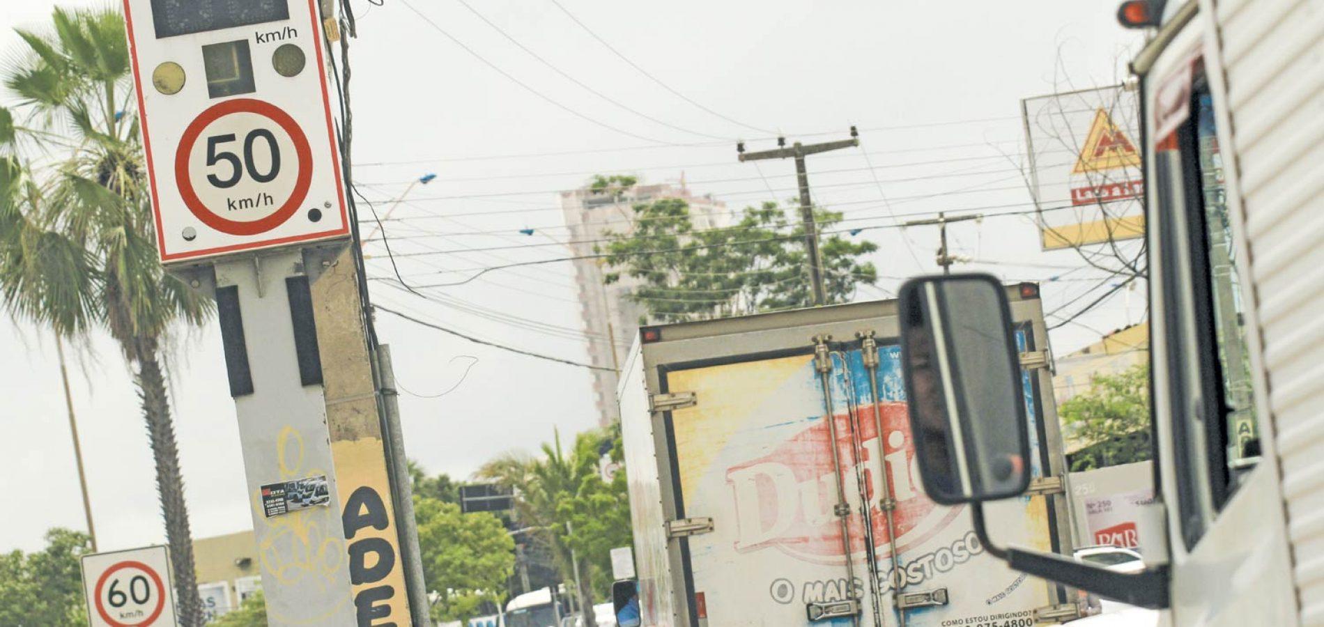 Estradas do Piauí estão sem radar de velocidade