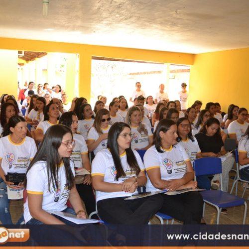 Educação de Curral Novo do Piauí realiza abertura da Jornada Pedagógica