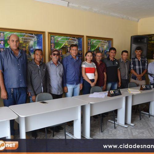 Câmara de Curral Novo do Piauí aprova projeto de reajuste salarial para professores