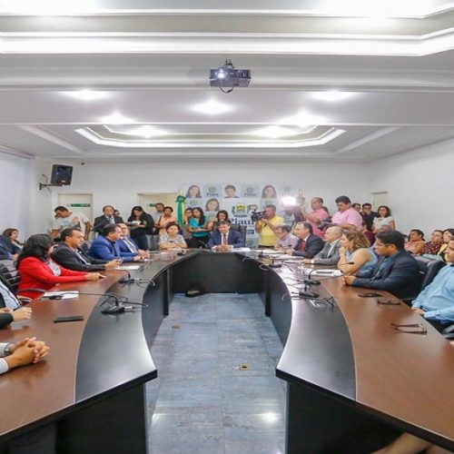 """Wellington lança sistema e dá início ao """"Governo sem Papel"""" no Piauí"""