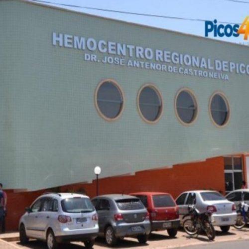 Hemocentro de Picos intensifica busca por doadores de sangue no período pré-carnaval