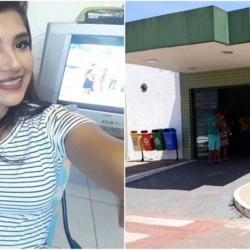 Hospital é acusado de negligência por morte de jovem pós-parto