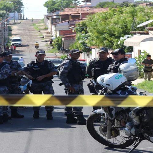 Mortes violentas no Piauí reduzem 6% em 2018