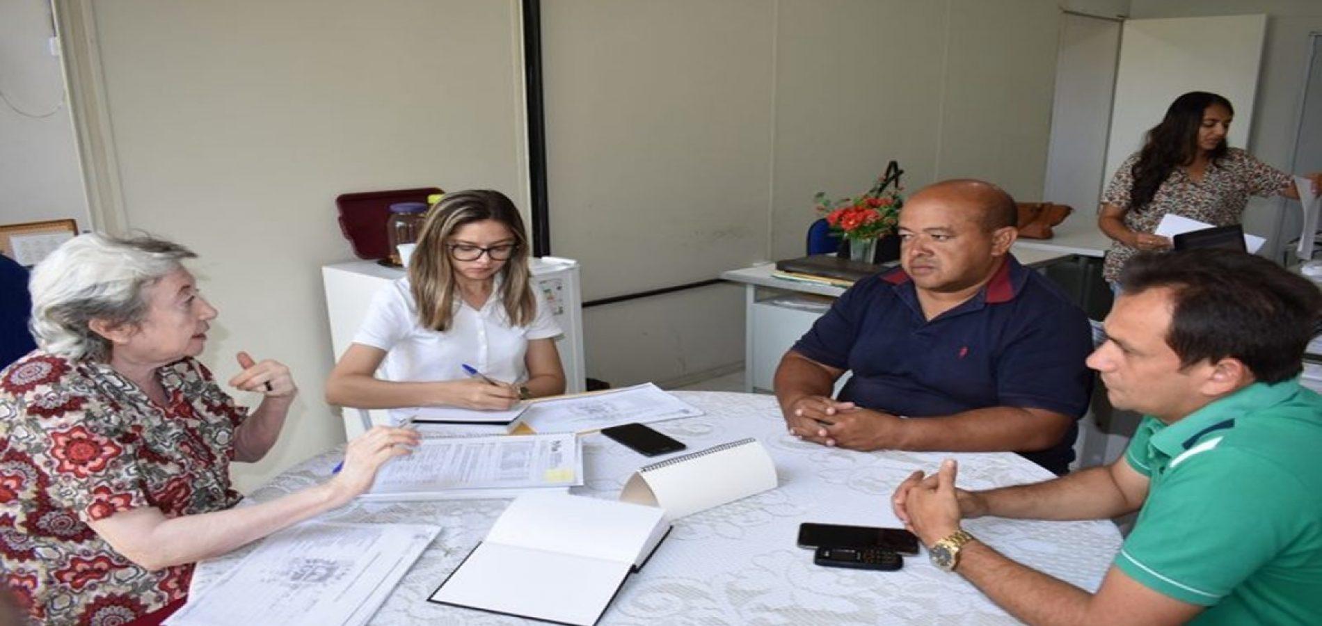 Prefeitura de Picos realiza reuniões setoriais para planejar LDO