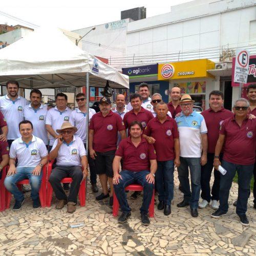 Em Picos, maçonaria conscientiza sobre doação de sangue