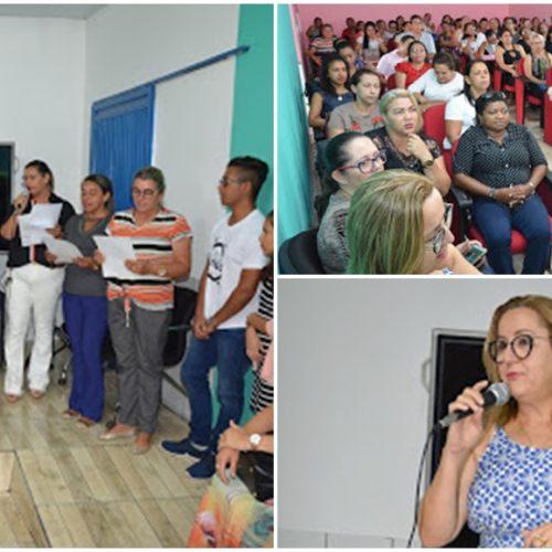 Educação de Marcolândia realiza terceiro dia da Jornada Pedagógica