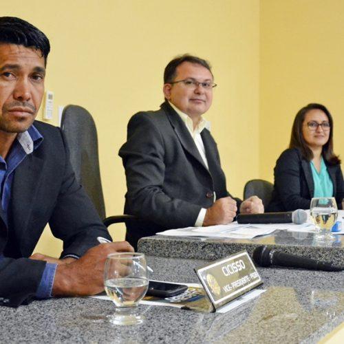 Câmara de Belém do Piauí define composição das Comissões permanentes