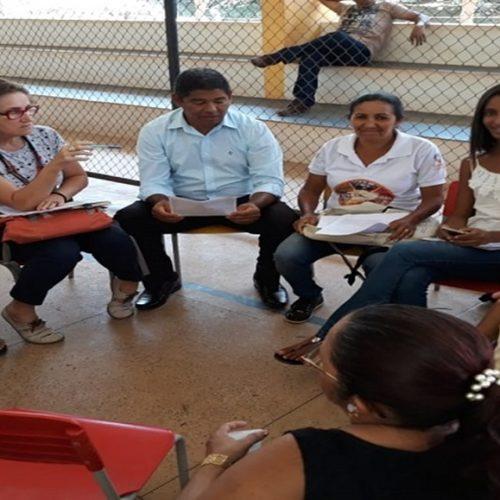 Representantes da Secretaria de Agricultura de Picos participam de seminário em Ipiranga