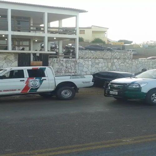 Irmãos são presos suspeitos de matar a tiros vizinho no  Piauí