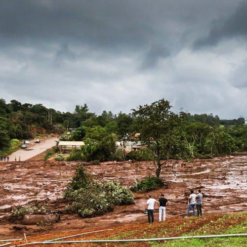 Sobe para 142 o número de mortos em Brumadinho-MG; há 194 desaparecidos